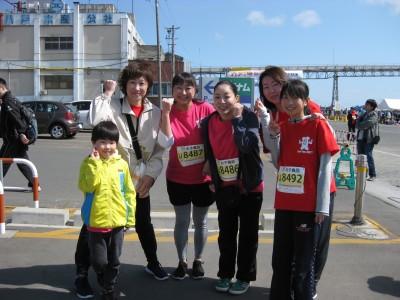 今年で、うみねこマラソンは5回目の挑戦になります!